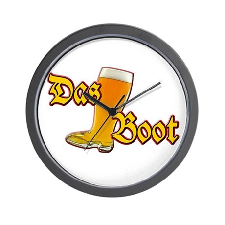 Das Boot Wall Clock