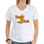 Das Boot Women's V-Neck T-Shirt