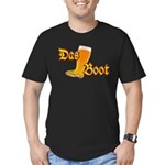 Das Boot Men's Fitted T-Shirt (dark)