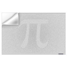 Large Pi , ver 2.0 Wall Decal
