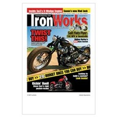 IronWorks June 2007 Poster