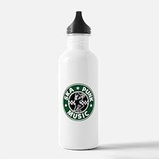 Ska Punk Water Bottle