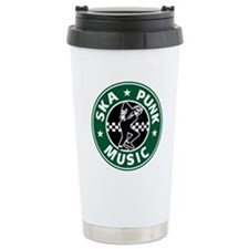 Ska Punk Travel Mug