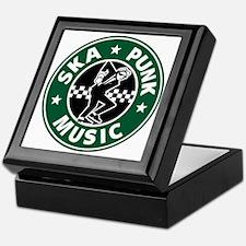 Ska Punk Keepsake Box