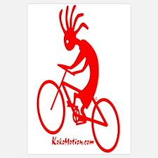 Kokopelli Mountain Biker