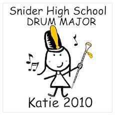 Drum Major - Snider Poster