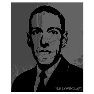 Strk3 H.P. Lovecraft Poster