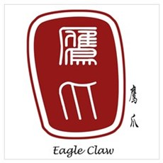 eagle Claw Poster