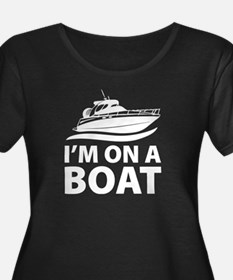 I'm On A Boat T
