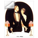 Roaring twenties Wall Decals