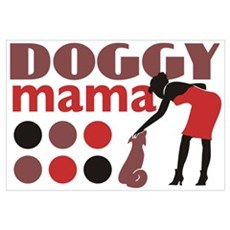 Doggy Mama Poster