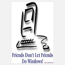 Friends Don't Let Friends #1