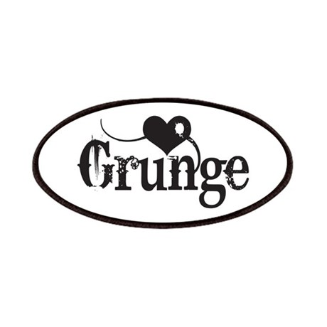 Love Grunge Patches