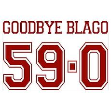 Goodbye Blago 59-0 Poster