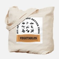 Funny All hits Tote Bag