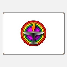UU Welcoming Congregation Banner
