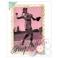 Play Ball Poster