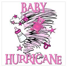BABY HURRICANE Poster