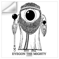 Sargon the Mighty Wall Decal