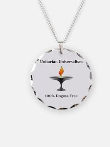 UU - 100% Dogma Free Necklace