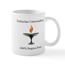 UU - 100% Dogma Free Mug