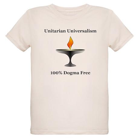 UU - 100% Dogma Free Organic Kids T-Shirt