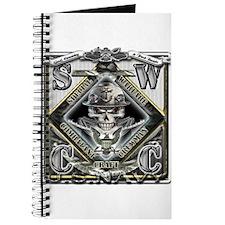 USN SWCC Silver Skull Journal