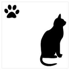 kitty kat Poster