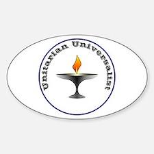 Unitarian Universalist Decal