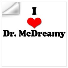 I Heart Dr. McDreamy Wall Decal