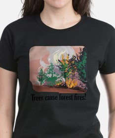 Cute Forest fires Tee