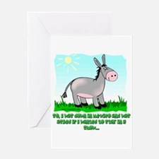 Cute Funny brother Greeting Card