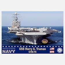 USS Harry S. Truman CVN-75