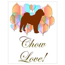 Chow Love! Poster