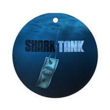 Shark Tank Ornament (Round)