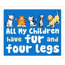 All My Fur Children Poster