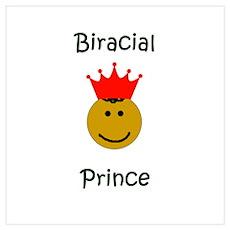 Biracial Baby/ Biracial Pride Poster