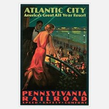 Vintage 1935 Atlantic City NJ