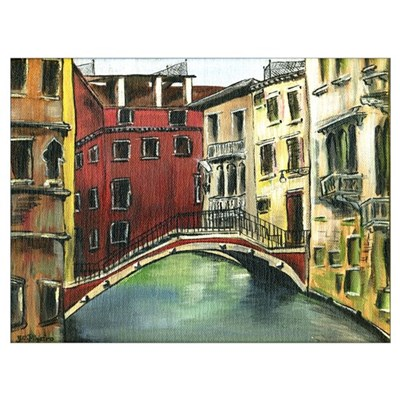 """Outside Murano"" Framed Print"