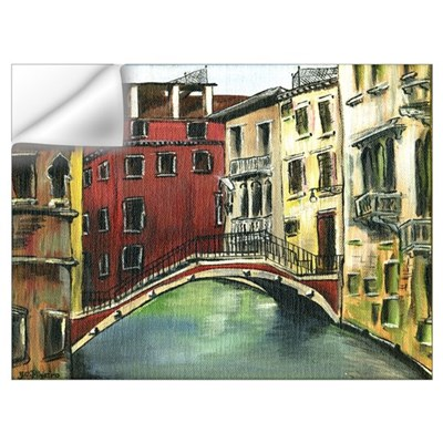 """Outside Murano"" Wall Decal"