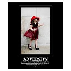 : ADVERSITY - 16x20 Poster