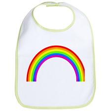 Classic Rainbow Graphic Bib
