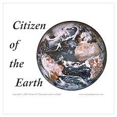 Citizen Earth Poster