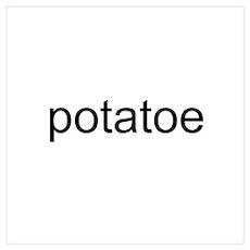 potatoe Poster