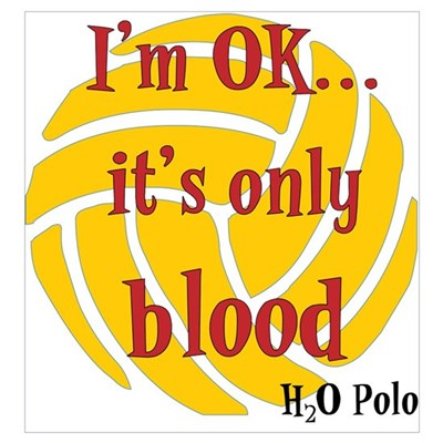 only blood Poster