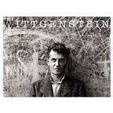 Wittgenstein Wrapped Canvas Art