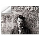 Wittgenstein Wall Decals