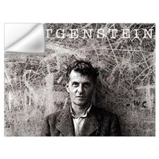 Wittgenstein Wall Decal