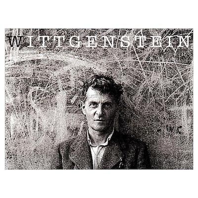 Wittgenstein Poster