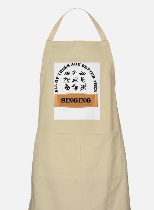Cute All the hits Light Apron